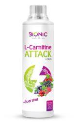 Bionic L-Carnitine Attack 500 мл Лесные ягоды